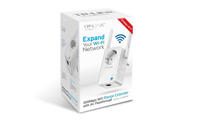 TP-Link TL-WA860RE, pojačivač signala s utičnicom