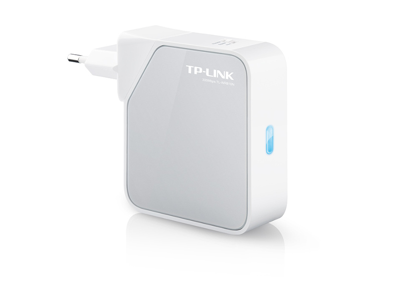 TP-Link TL-WR810N, 300Mbps Wireless N Mini Pocket