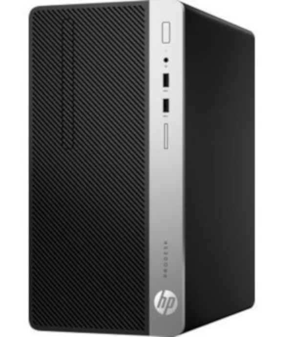 HP 400 G5 MT i3-8100/8GB/256GB/DVD-WR/Win10pro64