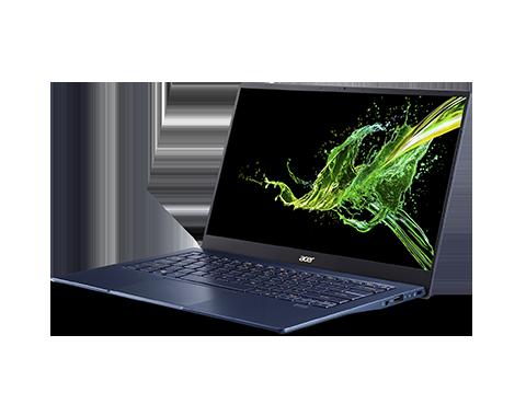 """Acer Swift 5 i7/16GB/512GB/MX250/14""""FHD/W10P/plav"""
