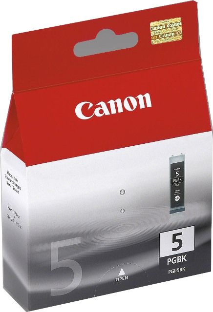 Canon tinta PGI-5BK, crna