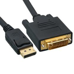 SBOX kabel DP-DVI, 2m