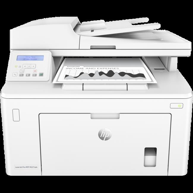 HP LJ Pro MFP M227sdn  , G3Q74A
