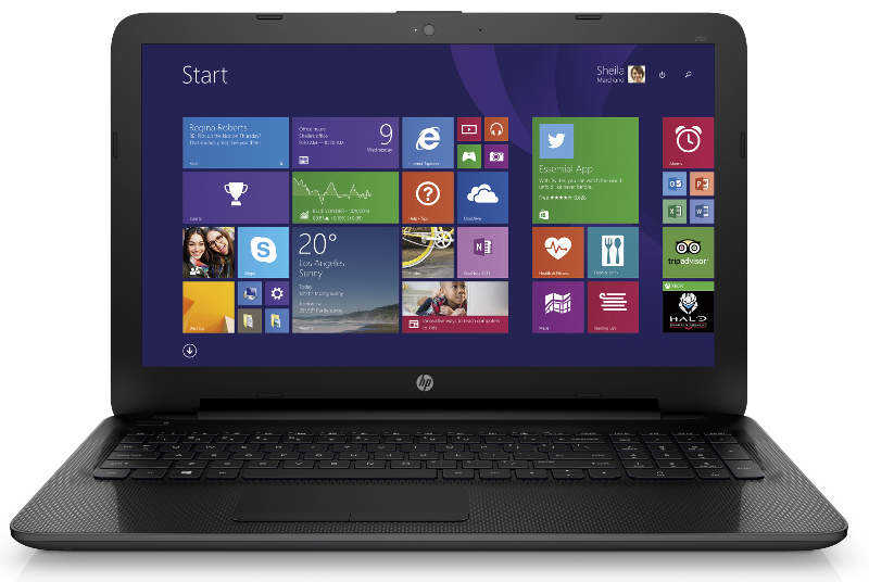 "HP 250 i3/4GB/1TB/15.6""HD/R5 M330/W10/3god"