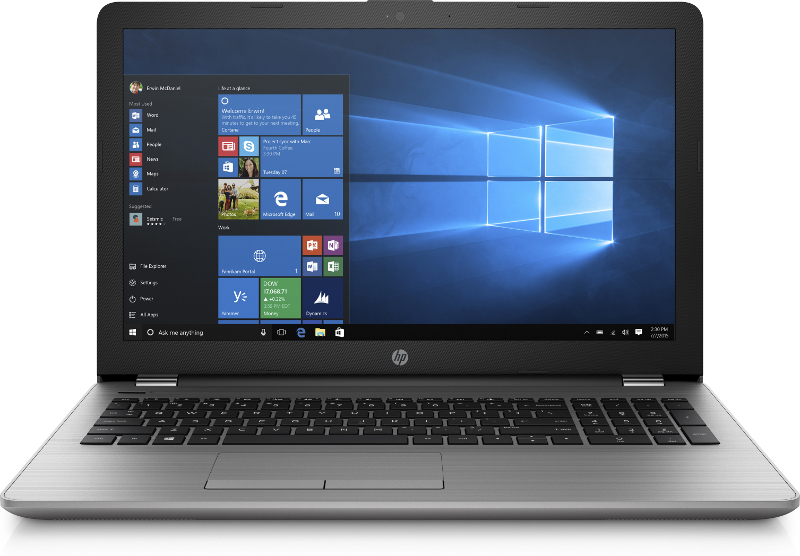 "HP 250 G6 i3/4GB/500GB/15.6""HD/IntHD/DOS/silv/3god"