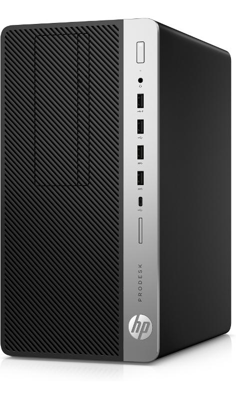 HP 600 i3/4GB/HDD500GB/W10Pro64/MT