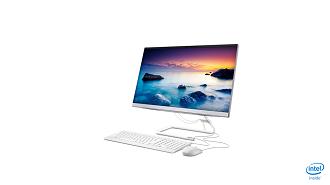 """Lenovo AiO 3 i3/8GB/512GB/IntHD/24""""FHD/DOS/bijeli"""