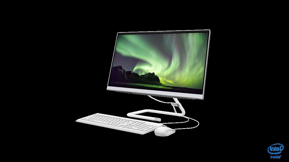 """Lenovo AiO 3 i5/16GB/1TB+512GB/27""""FHD/DOS/bijeli"""