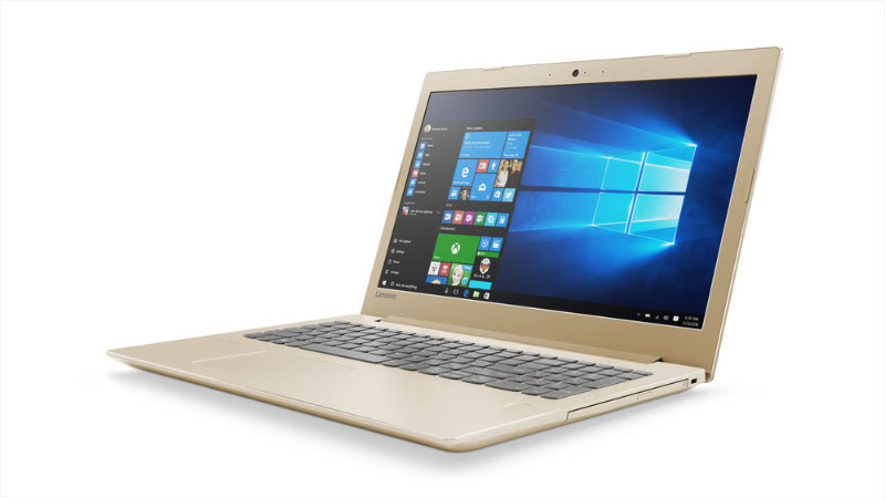 "Lenovo IdeaP 520 i5/8GB/256GB/MX150/15.6""/DOS/gold"