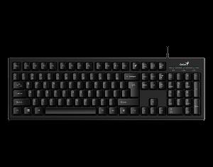Genius Smart KB-100, tipkovnica, crna, USB