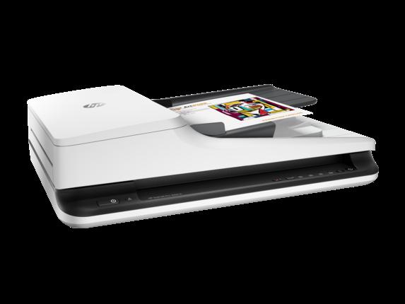 HP ScanJet Pro 2500 f1 Flatbed Scanner, L2747A