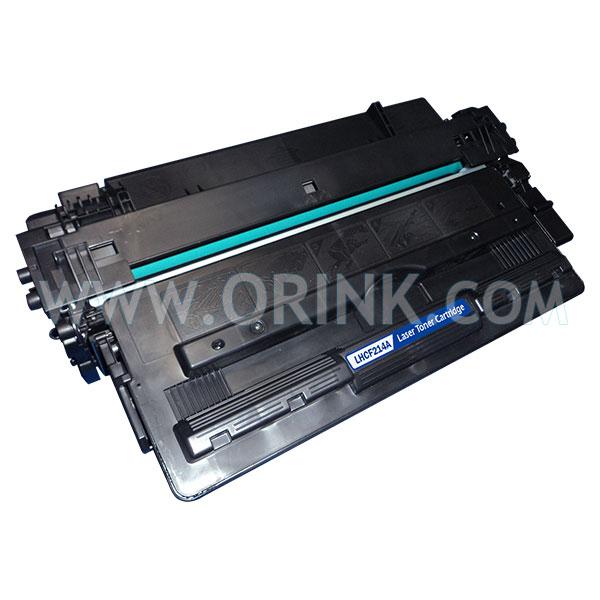 Orink CF214A HP toner, crni