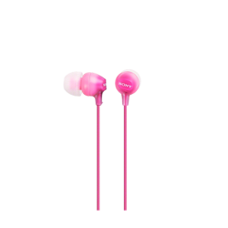 Sony EX15APPI slušalice in-ear 9 mm roze