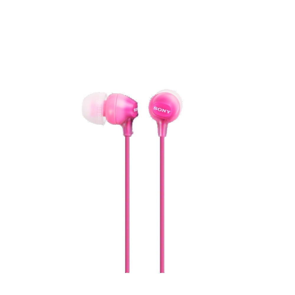 Sony EX15LPPI slušalice in-ear 9 mm roze