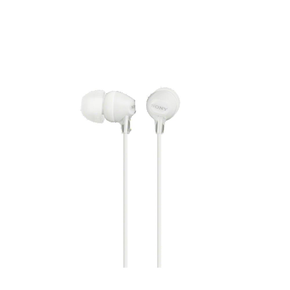 Sony EX15LPW slušalice in-ear 9 mm bijele