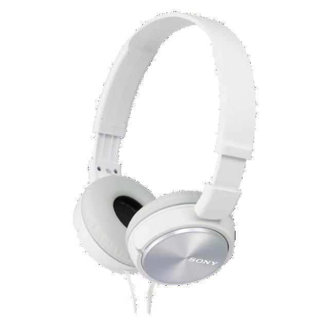 Sony MDRZX310B slušalice, bijele