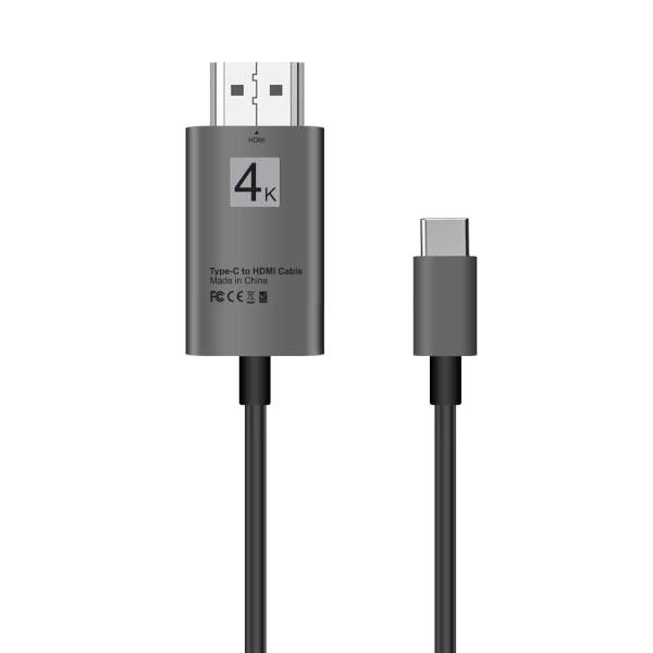 Asonic USB Tip C na HDMI kabel, 1,5m, 4K-60Hz