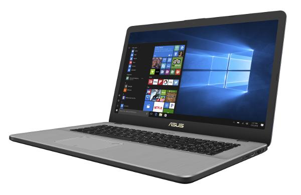 "Asus N705FD i7-8565U/16G/512G/1050/17.3""FHD/W10"