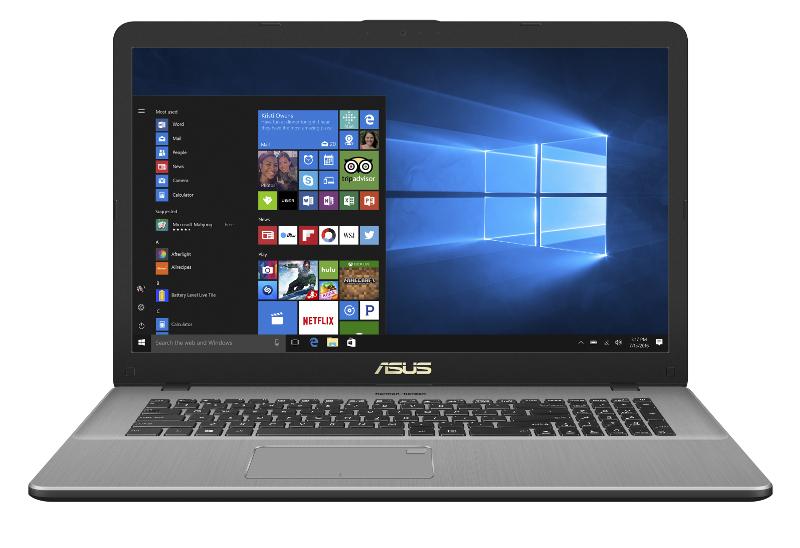 "Asus N705FN i5-8265U/8G/256G/MX150/17.3""FHD/Linux"