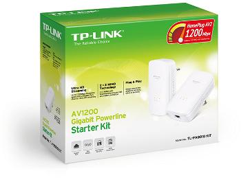 TP-Link TL-PA8010K, 1200 Mbs Gigabit Powerline kit