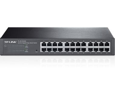TP-Link TL-SG1024DE, 24-Port Gigabit Easy Smart