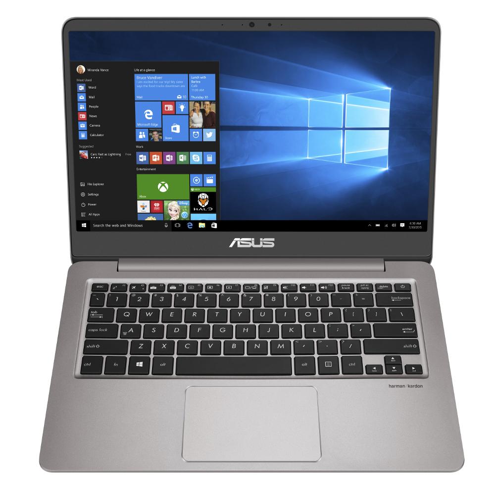 """Asus UX410UF i7-8550U/8G/1T+128G/MX130/14""""FHD/W10"""