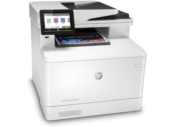 HP Color LaserJet Pro MFP M479fdw Prntr, W1A80A
