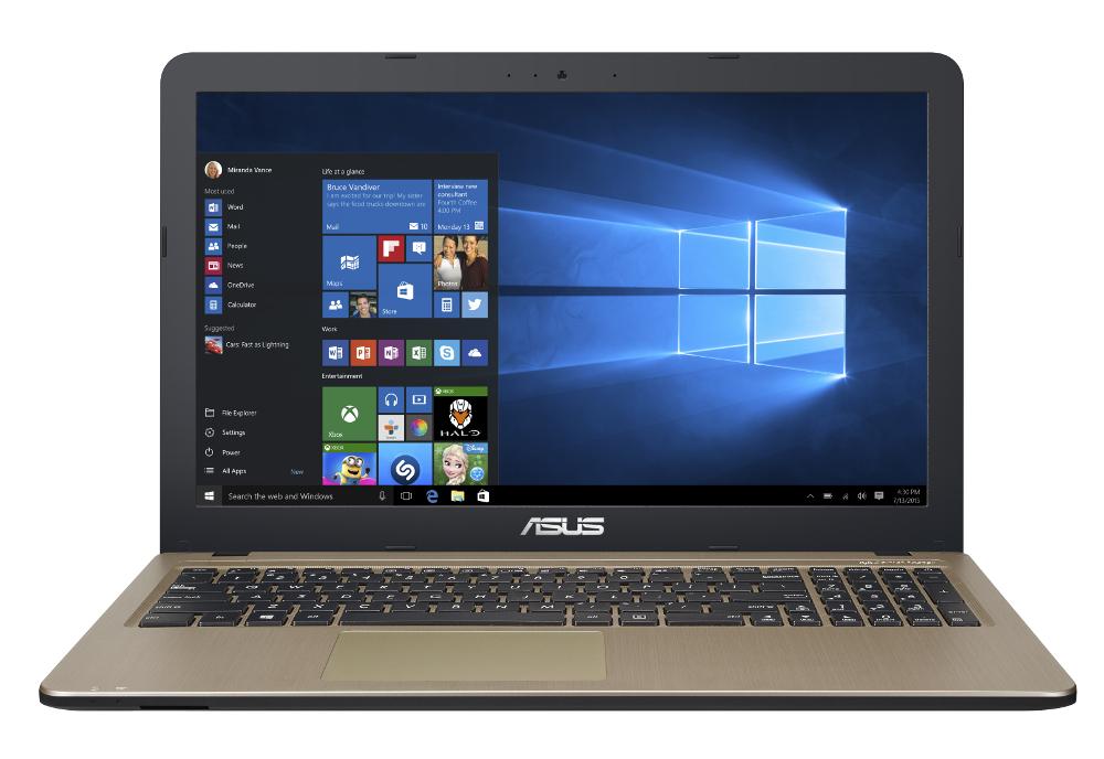 """Asus X540LA i3/4GB/256GB/15.6""""/IntHD/W10/crni"""