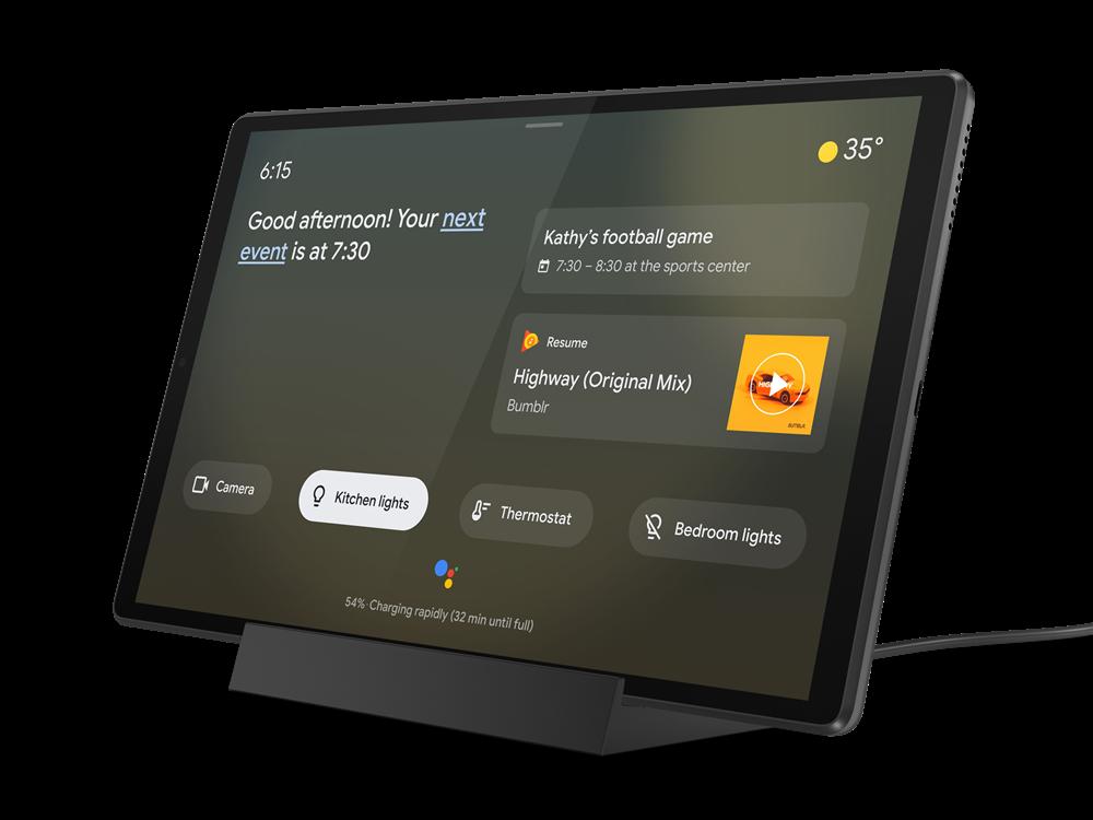 "Lenovo Tab M10 Plus OctaC/4GB/128GB/10""FHD/sivi"