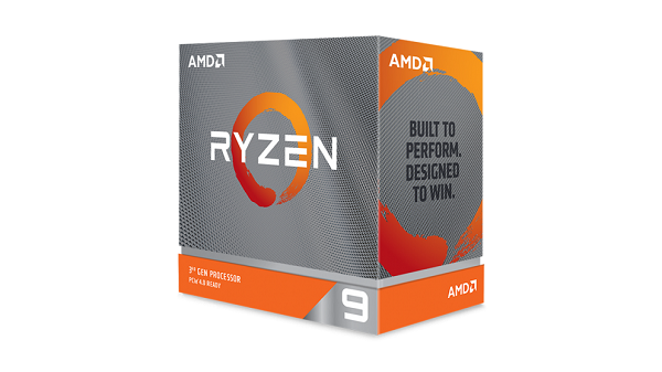 AMD Ryzen 9 3950X,16C/32T 3,5GHz/4,7GHz, 64MB, AM4