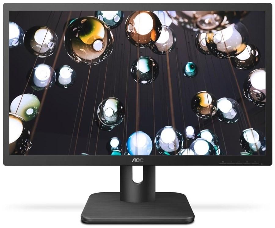 "AOC LED 21.5"" 22E1D, VGA, DVI, HDMI, zvu., 2ms"