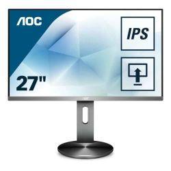 "AOC LED 27"" I2790PQU, DVI, HDMI, DP, piv, zvu"