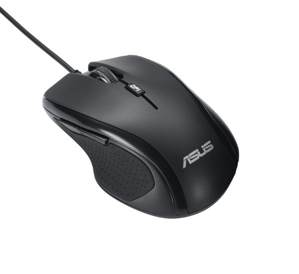 ASUS UX300 PRO, žičani optički miš, crni