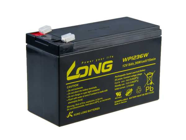 Avacom baterija za UPS, 12V, 9Ah
