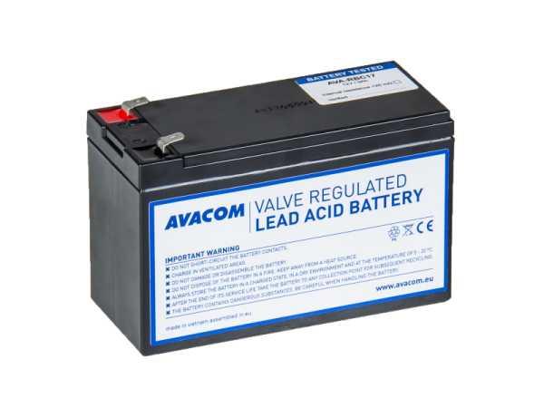 Avacom baterija za APC RBC17