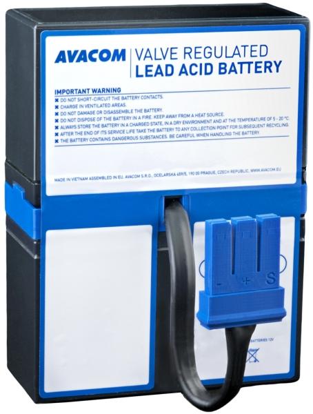 Avacom baterija za APC RBC33