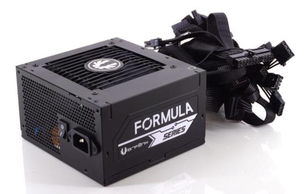 BitFenix Formula 650W 80+ Gold, napajanje