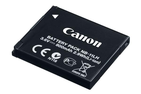 Canon baterija NB-11LH, Ixus