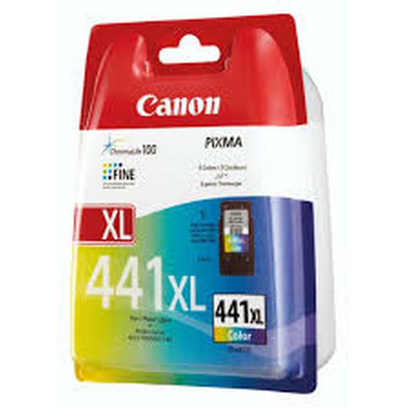 Canon tinta CL-441XL color