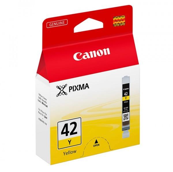 Canon tinta CLI-42Y, žuta