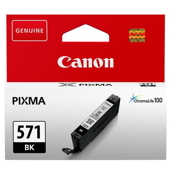 Canon tinta CLI-571BK, crna