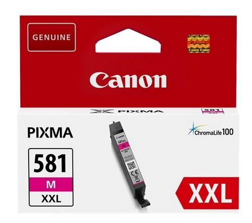 Canon tinta CLI-581M XXL, magenta