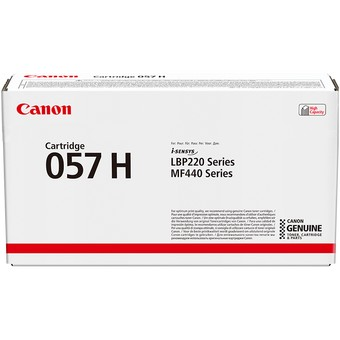 Canon toner CRG-057 H