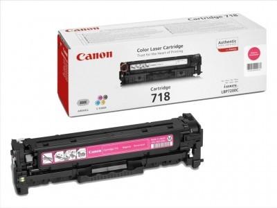 Canon toner CRG-718M, magenta
