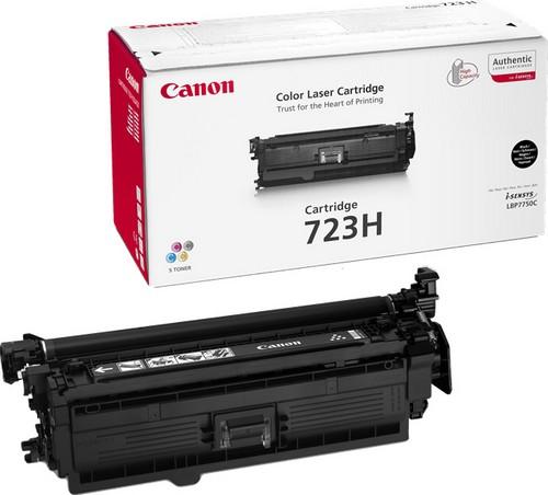 Canon toner CRG-723HB, crni