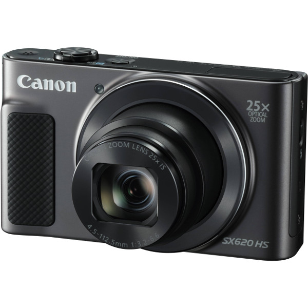 Canon SX620 HS, crni