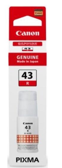 Canon tinta GI-43R, crvena