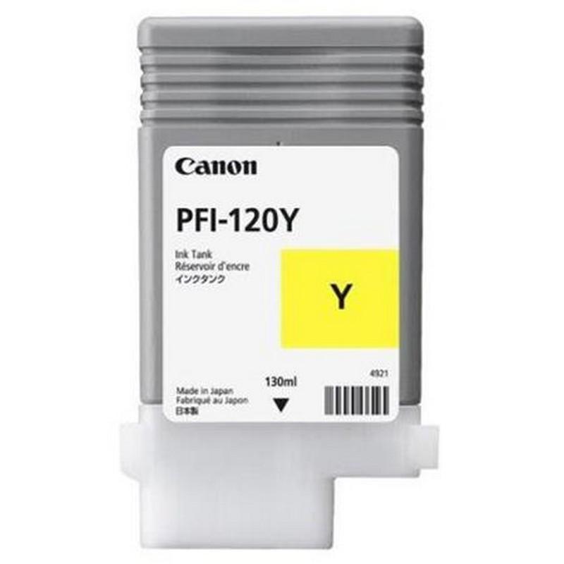 Canon tinta PFI-120, Yellow