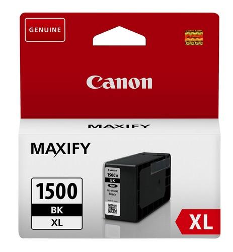 Canon tinta PGI-1500XL Black