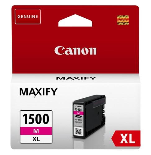 Canon tinta PGI-1500XL Magenta
